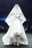 Coleção nova do desfile de moda Imagens de Stock