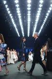 Coleção nova do desfile de moda Fotos de Stock