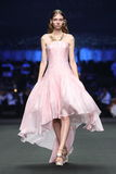 Coleção nova do desfile de moda Foto de Stock
