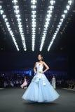 Coleção nova do desfile de moda Imagens de Stock Royalty Free