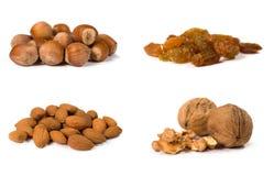 Coleção Nuts Imagem de Stock Royalty Free