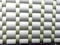 Coleções da imagem dos testes padrões arquitetónicos de alumínio do metal Fotos de Stock