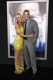 Cole Hauser and Cynthia Daniel Royalty Free Stock Photo