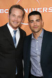 Cole Hauser,Jesse Metcalfe Royalty Free Stock Images