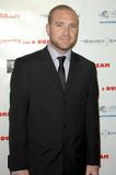 Cole Payne bij de Première van Los Angeles van ?2 Kerels en een Droom?. Arclight Hollywood, Hollywood, CA. 02-03-09 Stock Foto
