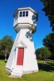 Cole Shoal Range Rear Lighthouse Fotografie Stock