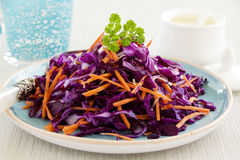 Cole Slaw Salad Stock Photos