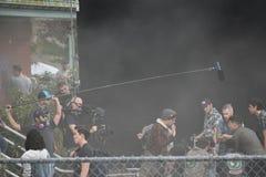 Cole Sprouse en sistema Fotografía de archivo