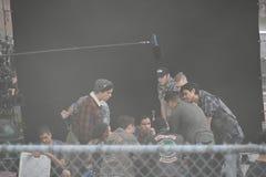 Cole Sprouse en sistema Fotos de archivo