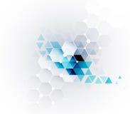 Colección abstracta del fondo de la tecnología para las ideas de la solución del negocio Foto de archivo