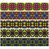Colección colorida del ajuste stock de ilustración