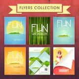 Colección de aviadores de las vacaciones de verano para el viaje y los viajes Imagen de archivo libre de regalías