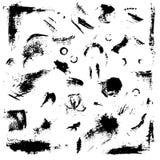 Colección de Grunge para su diseño Fotografía de archivo libre de regalías