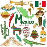 Colección de iconos de México