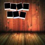 Colección de la foto de la vendimia stock de ilustración