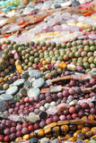 Colección de la joyería de la gota de la moda de las mujeres coloridas fotos de archivo