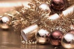 Colección de la Navidad Fotos de archivo