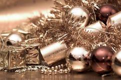 Colección de la Navidad Imágenes de archivo libres de regalías