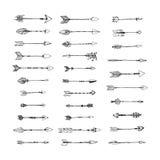 Colección de las flechas