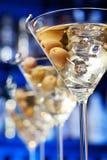 Colección de los cócteles - Martini Imágenes de archivo libres de regalías