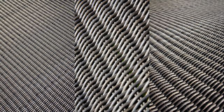 Colección de mimbre de la textura (3 en 1) Imagenes de archivo