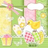 Colección de Pascua para el libro de recuerdos