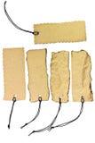 Colección de varias escrituras de la etiqueta del precio o de direccionamiento Imagen de archivo libre de regalías