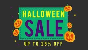 Colección de venta de Halloween hasta la animación 25 libre illustration
