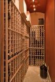 Colección del vino Imágenes de archivo libres de regalías