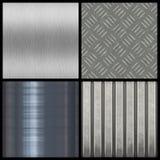 Colección moderna de la textura stock de ilustración