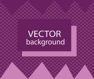 Colección púrpura del modelo Fotos de archivo