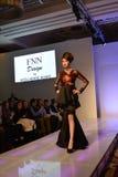 Colecciones de la caída 2016 de la semana de la moda de las costuras Foto de archivo