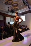 Colecciones de la caída 2016 de la semana de la moda de las costuras Fotografía de archivo