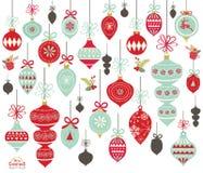 Colecciones del ornamento de la Navidad