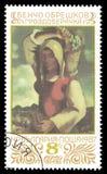 Colector de las uvas de Bencho Obreshkov Imagenes de archivo