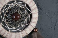 Colector ideal en gris Imagen de archivo libre de regalías