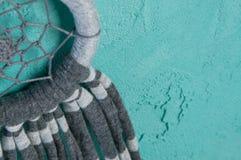 Colector ideal en la aguamarina Imagenes de archivo