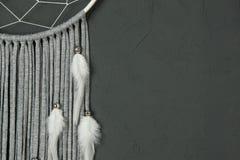 Colector ideal gris blanco Fotos de archivo