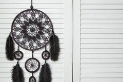 Colector ideal negro Fotografía de archivo