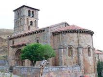 Colegiata de San Pedro de Cervatos, Cantabria ( Spain ) Royalty Free Stock Photography