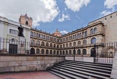 Colegio Bürgermeister San Bartolome Bogota Kolumbien Stockfoto