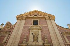 Colegio-Convento de San José Caracciolos, Alcalá Royalty Free Stock Image