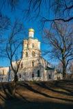Colegio de Chernihiv en Ucrania septentrional Un ejemplo maravilloso del Barroco ucraniano fotos de archivo