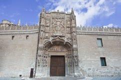 colegio de Gregorio SAN Ισπανία Βαγιαδολίδ στοκ εικόνες