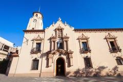 Colegio Nacional de Μοντσερράτ Στοκ Εικόνες