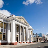 Colegio San Lorenzo, Cienfuegos, Cuba Stock Photography