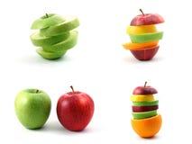 Coleção da fruta Imagem de Stock Royalty Free