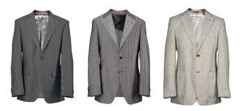 Coleção do terno dos homens Imagem de Stock