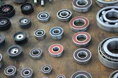 Coleção dos rolamentos de esferas Imagem de Stock Royalty Free