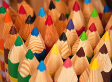 Colered pencils Royalty Free Stock Photography